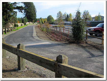 East Lake Sammamish Trail parking