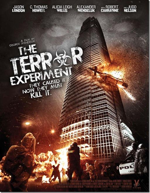 The Terror Experiment แพร่สยองทดลองนรก [HD Master]