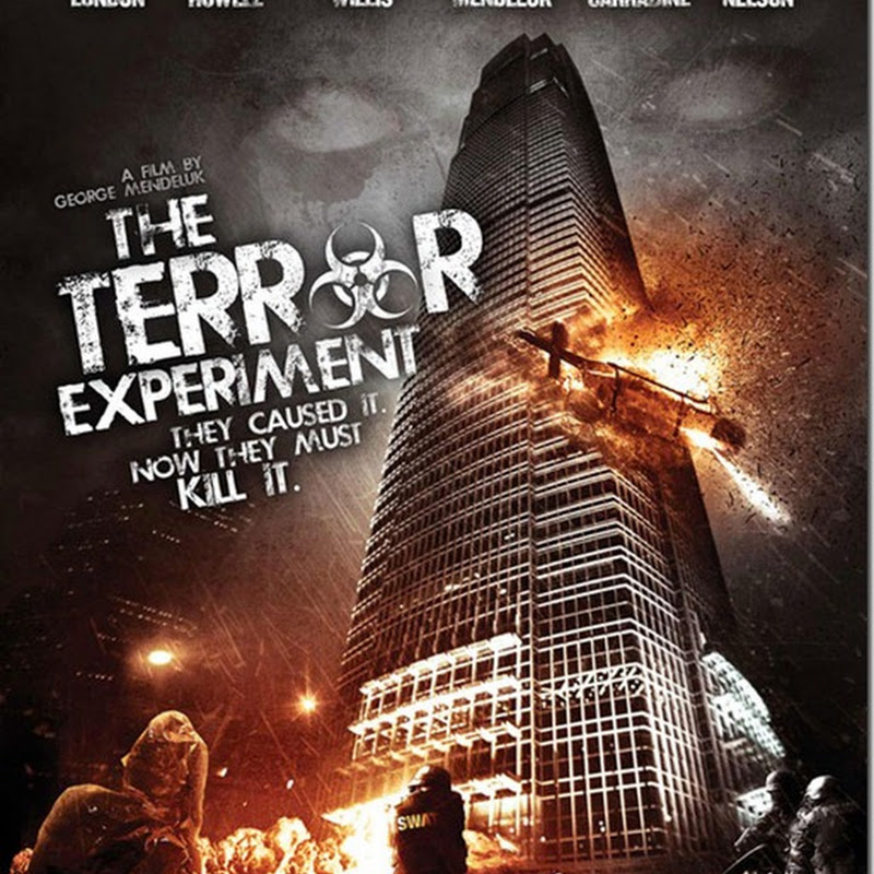 หนังออนไลน์ The Terror Experiment (2010) แพร่สยองทดลองนรก [HD Master]