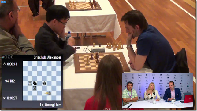 Another pix Le vs Grischuk, game 4, rd 3
