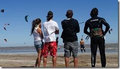 2º Encuentro de Kite Surf en Punta Rasa