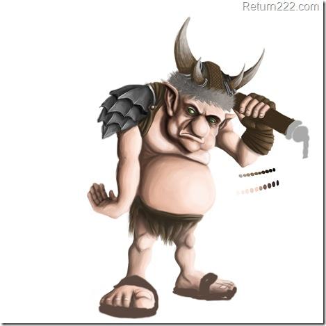 troll 23