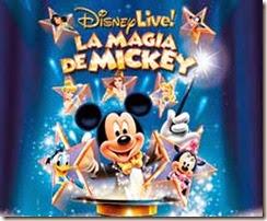 venta de boletos Disney Live Mexico 2015 La Magia de Mickey en vivo