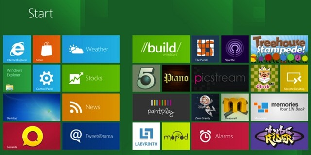 PD7 Windows 8 Screenshot 1