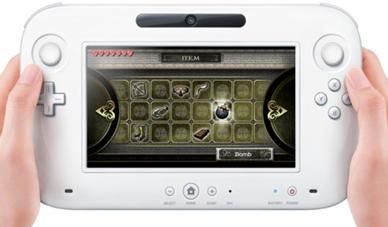 Nintendo Wii U Console E Controller Portatile 6 Pollici