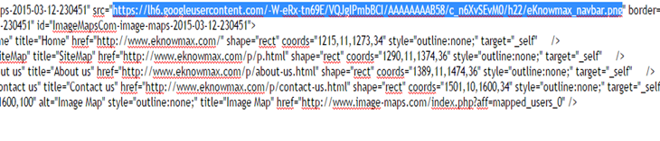 final code image url