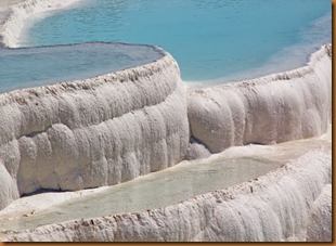 Pamukkale travertines 1