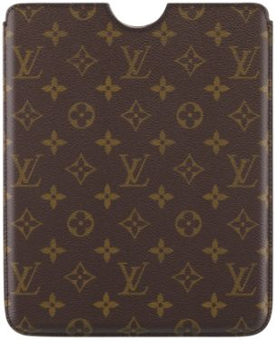 This is an uber luxe case for my new iPad. (louisvuitton.com)