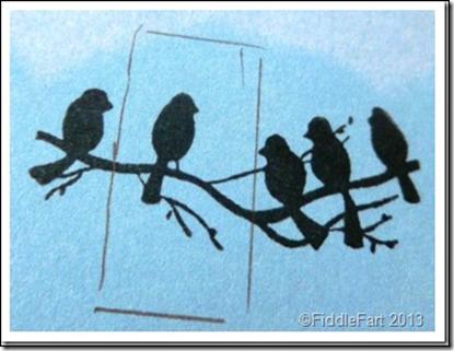 Tiny Bird Charm 3
