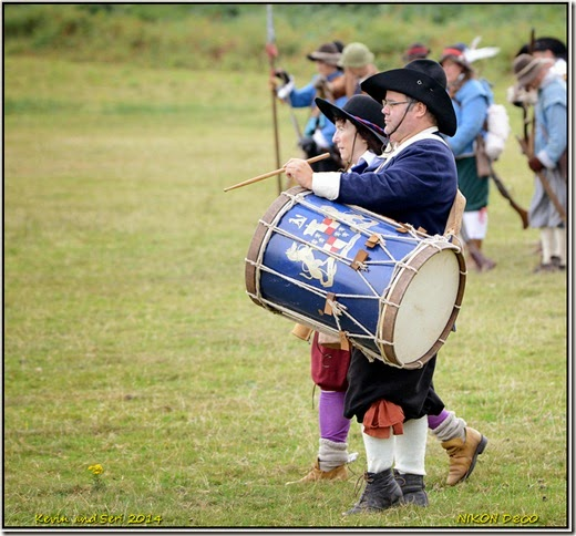 Bradgate Park - Sealed Knot 2014