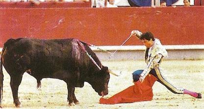 Descabello rodilla en tierra de Roberto Dominguez (Cossio T 12) 001