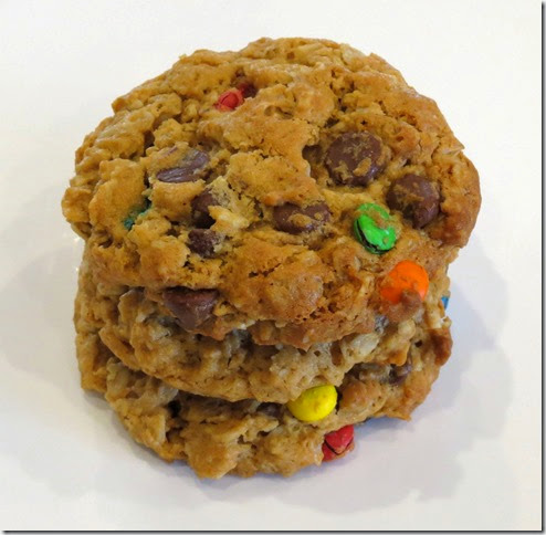 Ann Romney's M&M Cookies