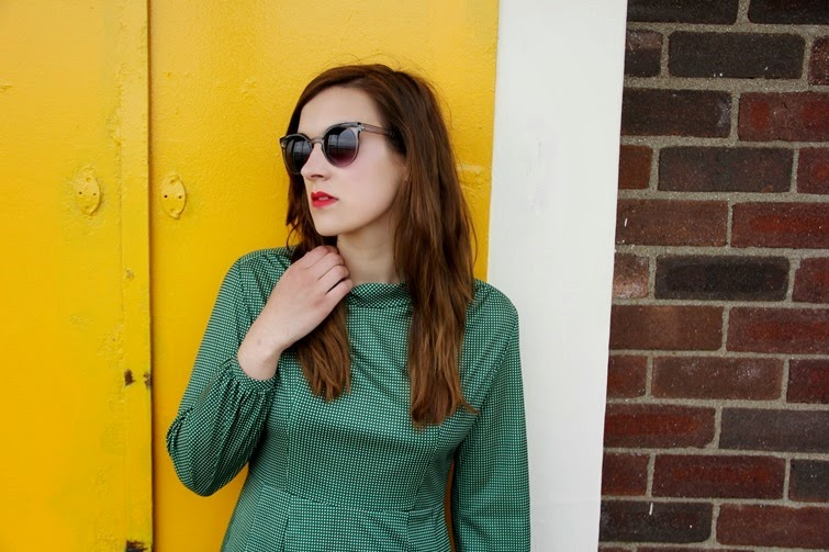 Holly Cassell Fashion Blogger
