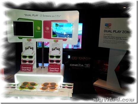 LG Cinema 3D SMART TV Dual Player