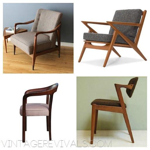 MCM Chair Roundup