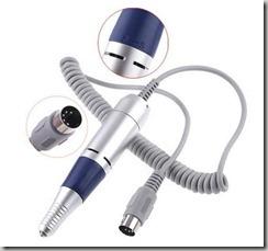 Lixa Elétrica Profissional 30.000 RPM com Pedal para Unhas3