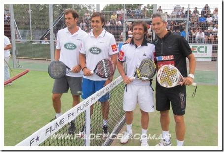 Lamperti y Grabiel Campeones en el Bwin PPT I Internacional Mendoza.q