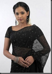 shammu in saree_hot