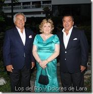 Los del Rio y Dolores de Lara
