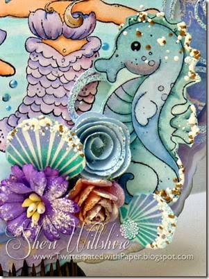 Magnolia Sea Horse
