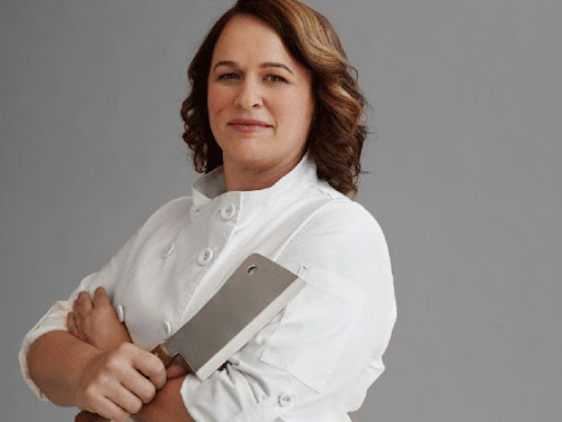 Founder of Range, Inc and third generation meat cutter - Kari Underly will share advice from her book