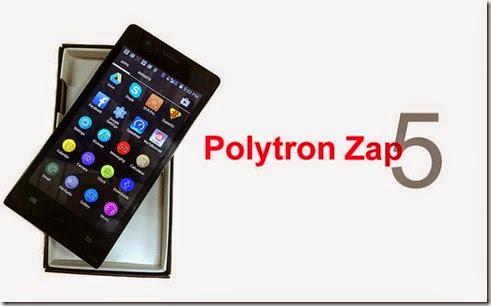 Polytron Zap 5
