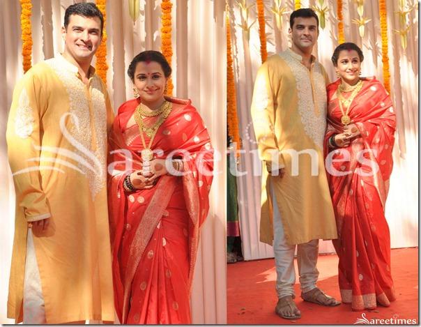 Vidya_Balan_Wedding_Saree