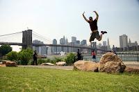 Jumping Slick