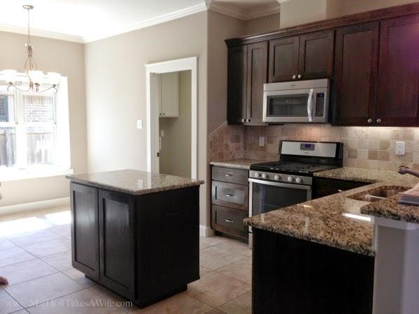 Standard kitchen in Texas