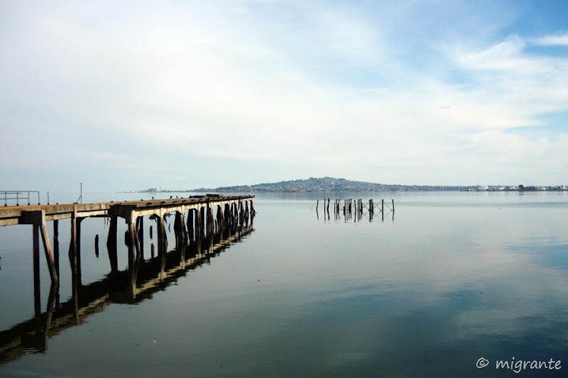 bahía montevideana - uruguay