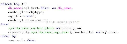 sql-server-dmv-cache