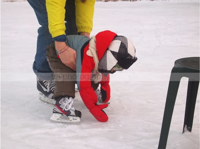 first skate