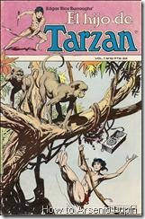 P00010 - El Hijo de Tarzan #10
