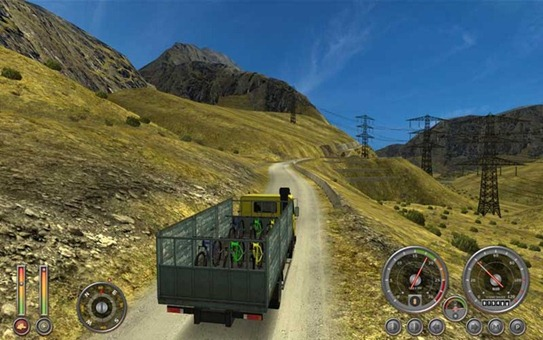 Juego de camiones 18 Wheels of Steel Extreme Trucker