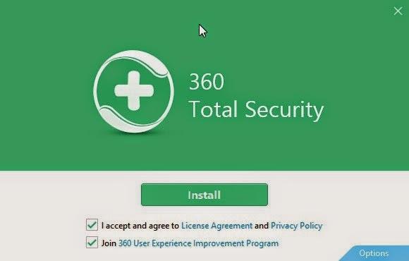 برنامج الحماية المتكاملة 360 Total Security 4.0.0.2052