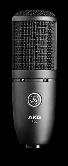 AKG P120 560