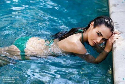 jordana brewster linda sensual biquine praia sexy sedutora semi nua desbaratinando  (13)
