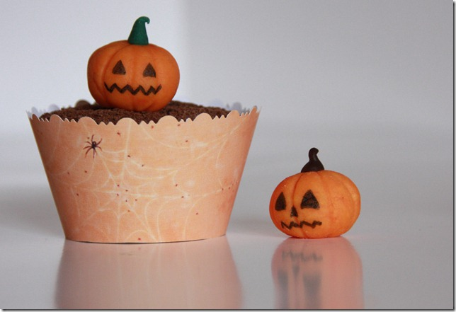 halloween cupcakes marsipan gresskar IMG_7477