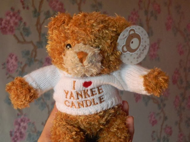 Yankee Candle Teddy