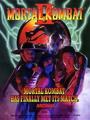 Mortal Kombat 2 - Capa