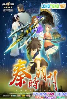 Tần Thời Minh Nguyệt 1: Bách Bộ Phi Kiếm - Qin's Moon 1