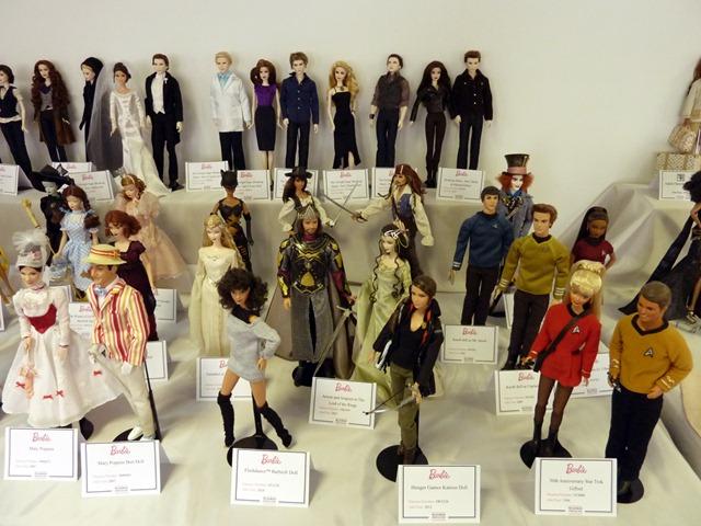 Madrid Fashion Doll Show - Barbie & Ken 1