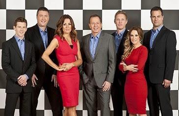 Sky F1 presenters