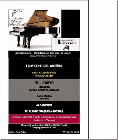 Concertidelgiovedi