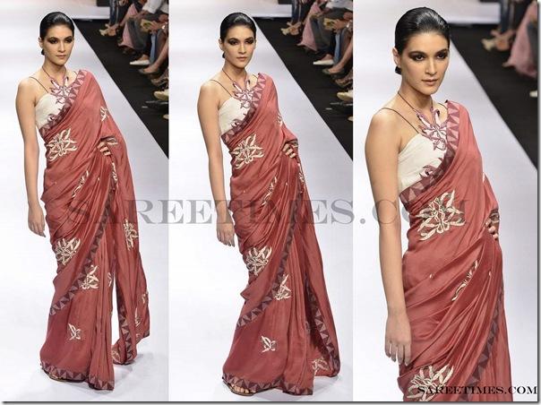 Vivek_Kumar_Maroon_Designer_Saree