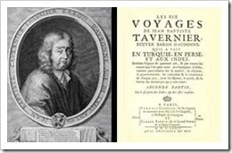 Jean- Baptiste Tavernier-India