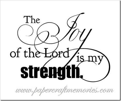 joy of the Lord WORDart by Karen for personal use