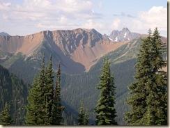 North Cascades Wilderness area
