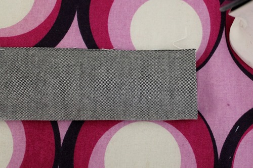 waistband folded