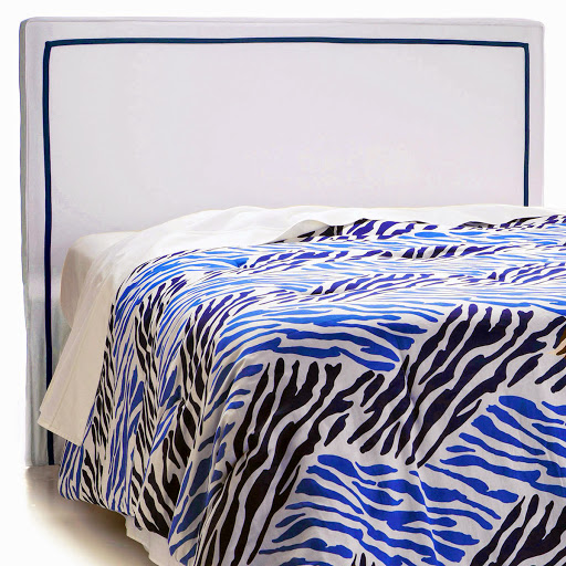 Alexa Hampton Home Animal Print Sheet Set Available in Neutral and Navy HSN Price: $69.95